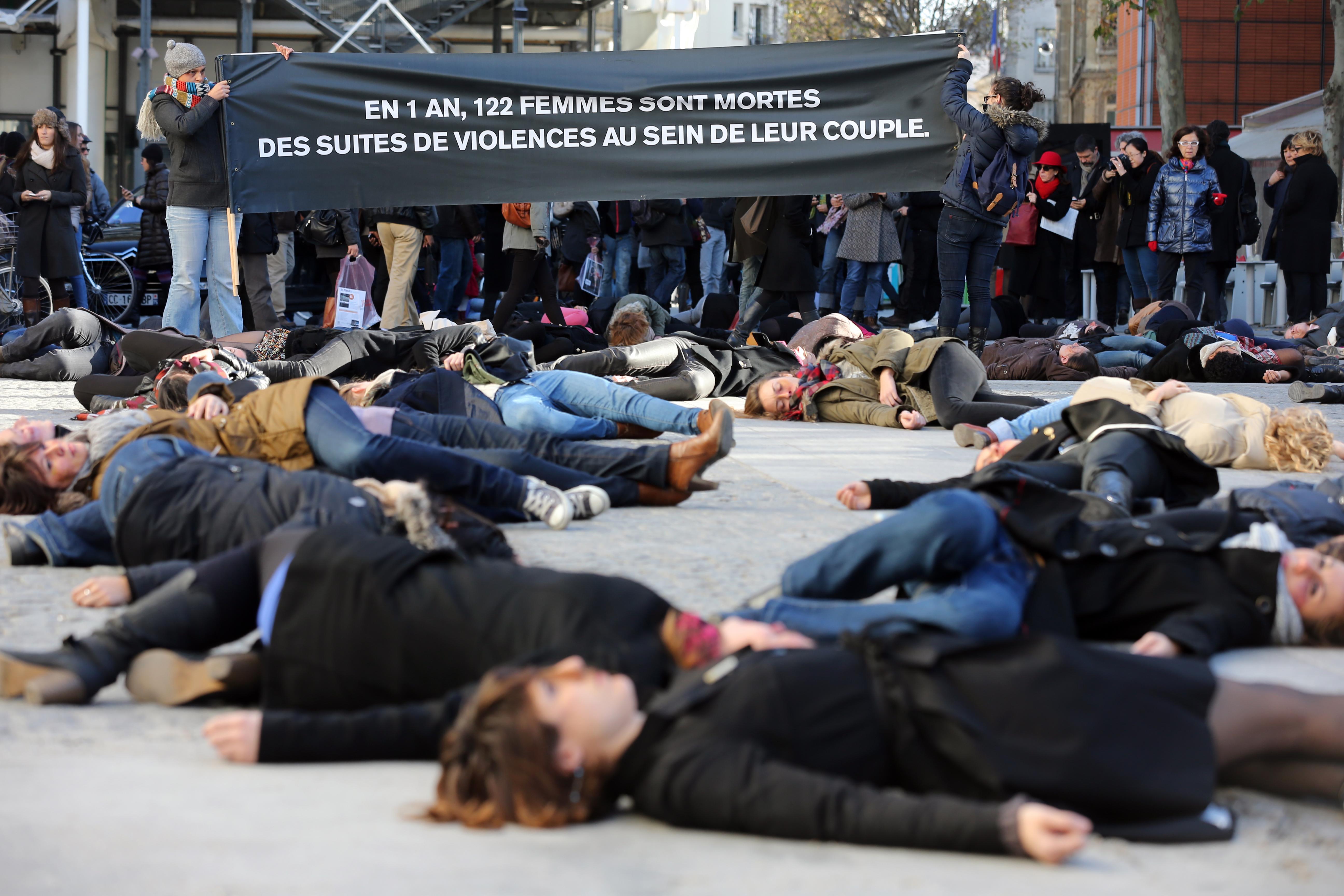 En France, les violences conjugales tuent une femme tous les trois jours