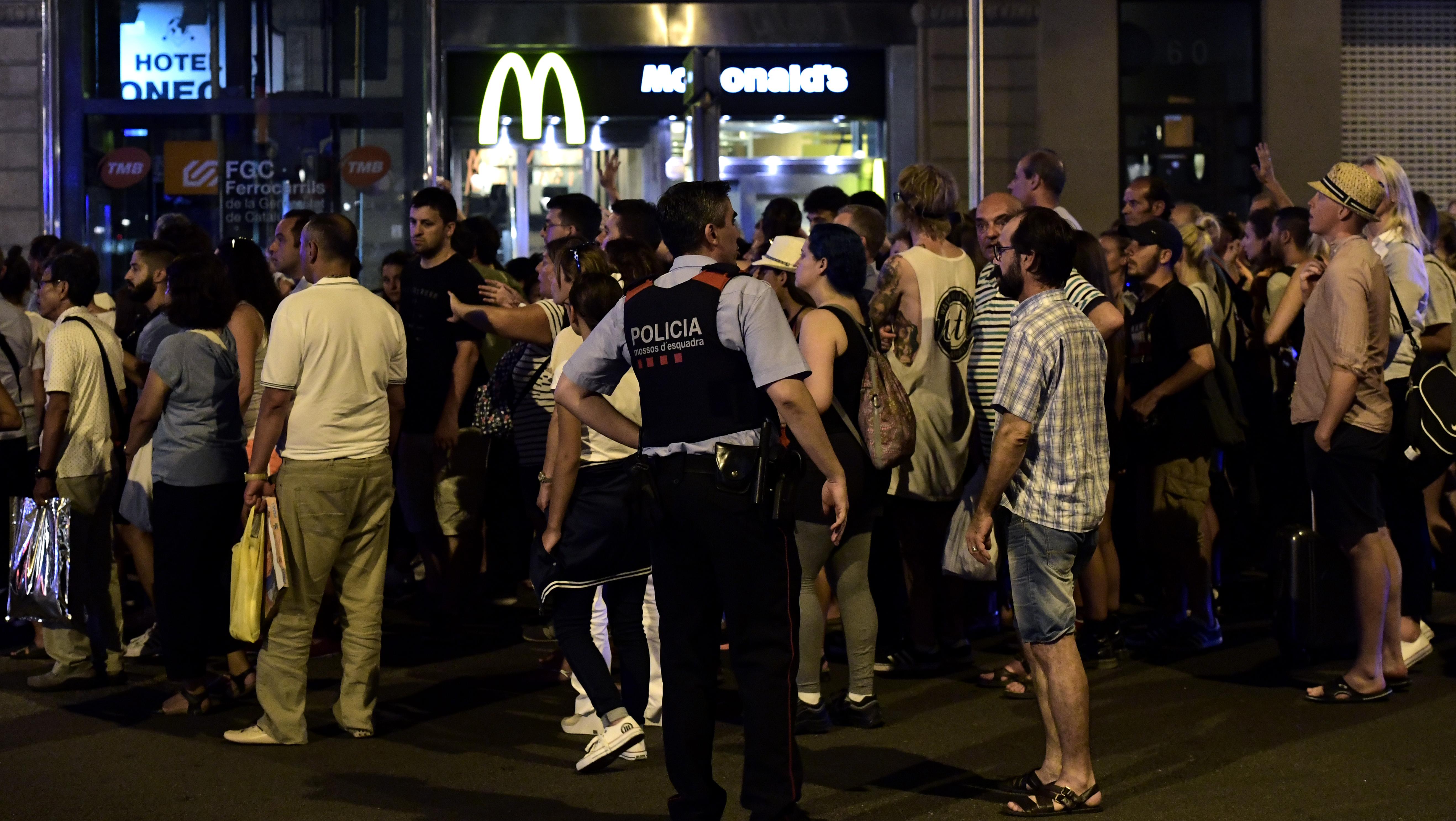 Le chauffeur de la fourgonnette de Barcelone tué à Cambrils