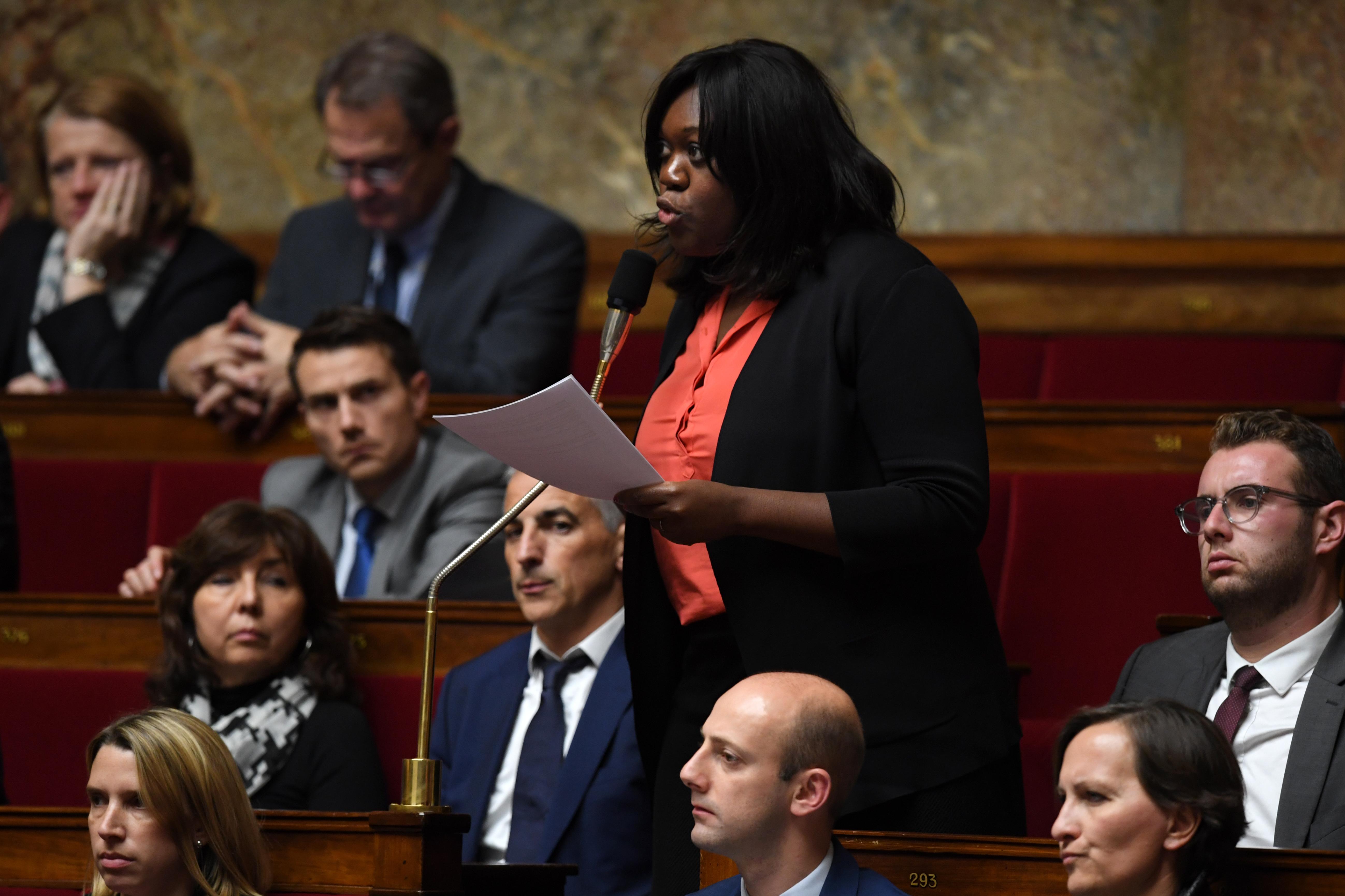 Insultée et menacée, la députée Laetitia Avia porte plainte